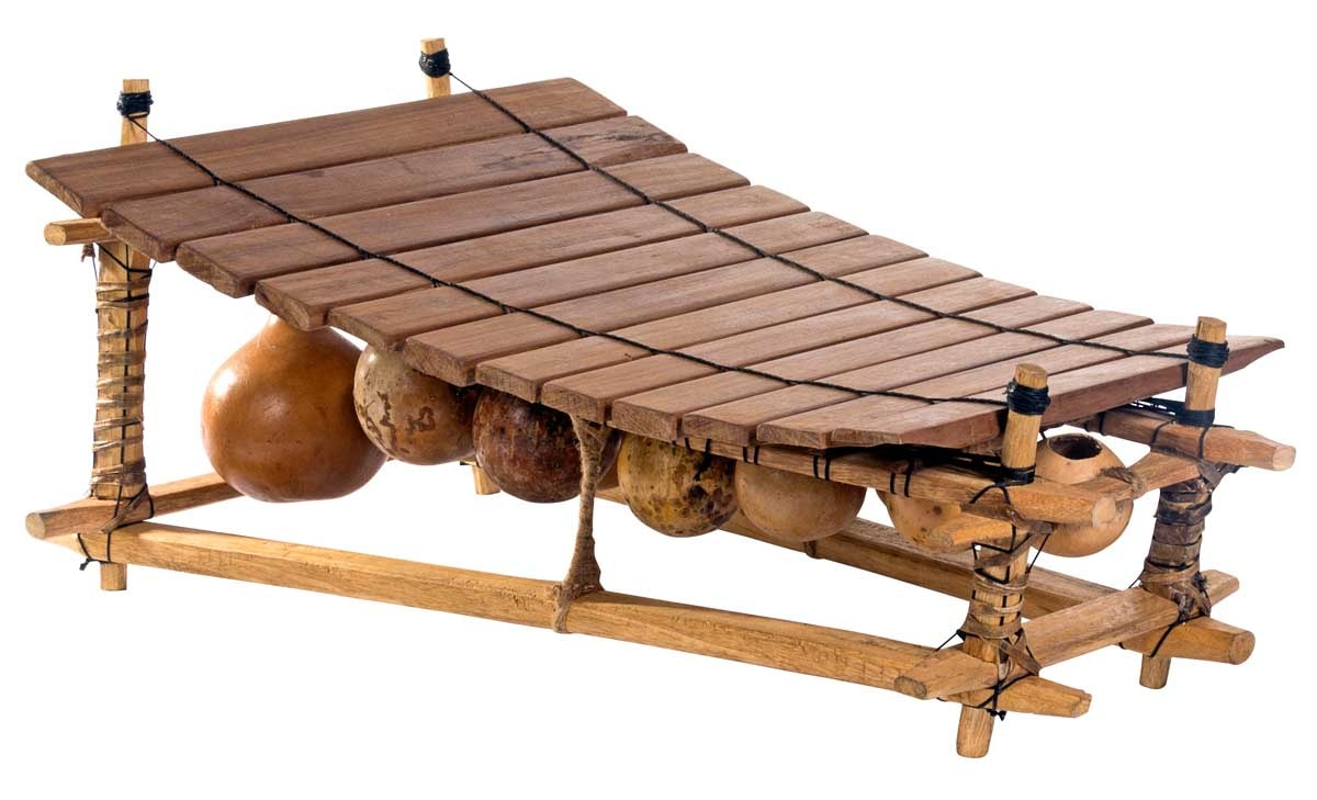 Balafon accordé diatonique