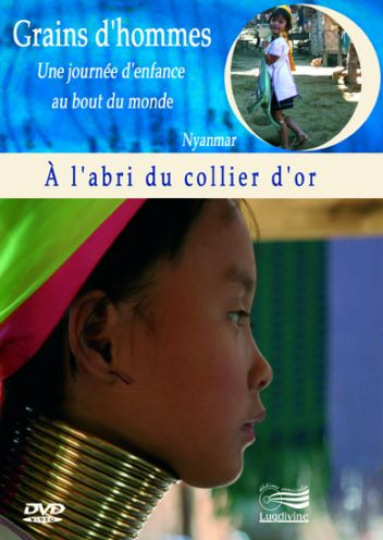 DVD à l'abri du collier d'or