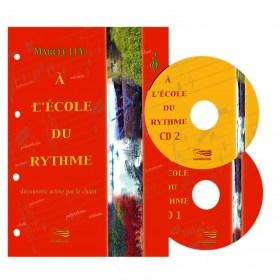 A l'école du rythme - Fichier pour classeur + 2 CD