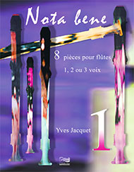 Nota bene 1 -  Livre + CD