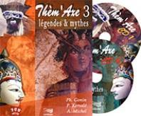 Thèm'Axe 3 : Légendes et Mythes - dossier magistral