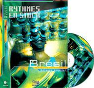 Rythmes en stock :  Brésil - Livre + 1 CD