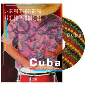 Rythmes en stock :  Cuba - Livre + 1 CD