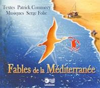 3- Fables de la Méditerranée - Livre + 2 CD