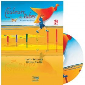 Couleurs de tubes - Livre + 1 CD