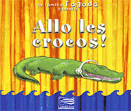 """Allô les crocos ! - Livre """"Partitions"""""""