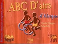"""ABC D'airs d'Afrique - Livre """"Partitions"""""""