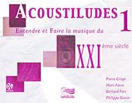 Acoustiludes - Livre + 1 CD