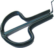 Guimbarde commune (métal)