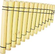 Flûte de pan droite petit modèle : Antara