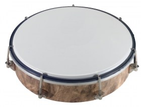 Tambourin  peau synthétique ø 20 cm
