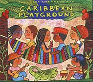 Caraïbes Playground – 1 CD Audio