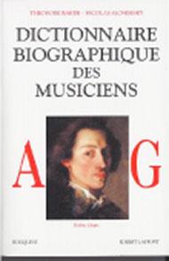 Dictionnaire biographique des musiciens
