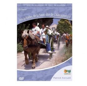 DVD Les aubades de la Saint-Eloi à Châteaurenard