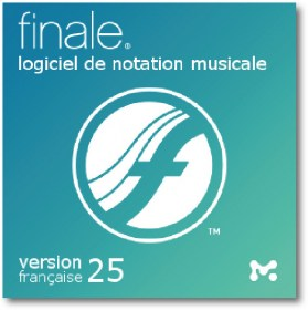 Finale 2012 -  logiciel