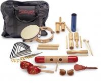 Valise de percussions