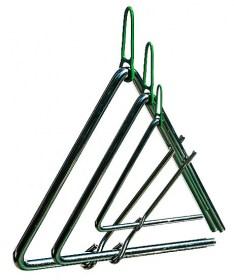 Ensemble de 3 triangles