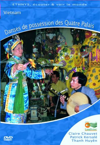 DVD Danses de possession des 4 palais