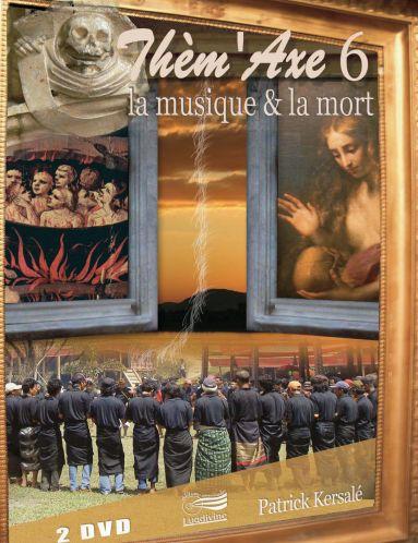 Thèm'Axe 6 DVD : La Musique et la Mort