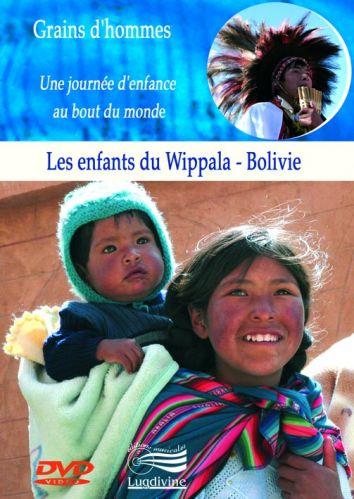 DVD Les enfants du Wippala (Altiplano bolivien)