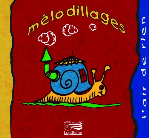 5- Mélodillages CD