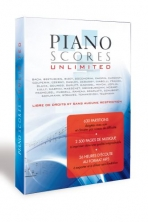 DVD Piano scores unlimited