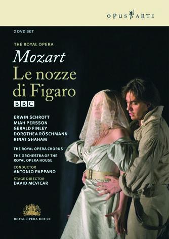 Le nozze di Figaro DVD