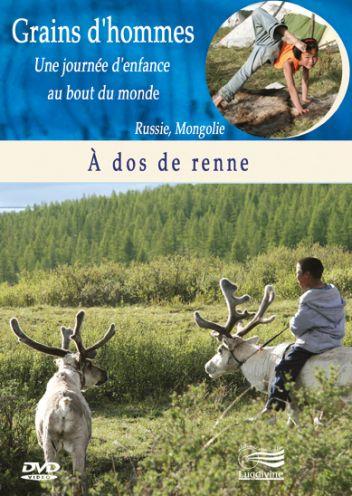 DVD à dos de renne