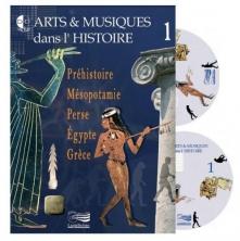 Arts et Musiques dans l'Histoire N°1
