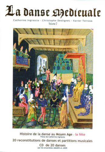 La Danse médiévale Volume 2