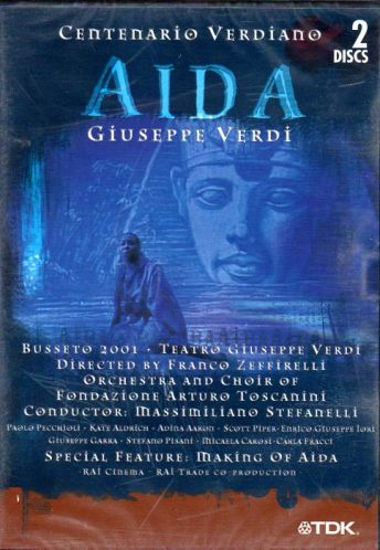 AIDA - Giuseppte Verdi