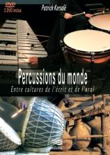 DVD Percussions du monde
