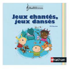 Jeux chantés, jeux dansés (2 CD)