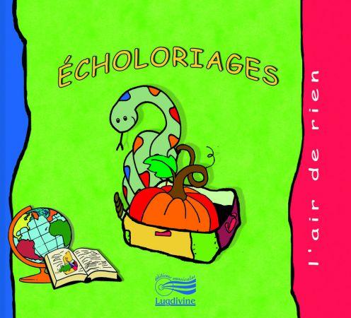 Echoloriage CD
