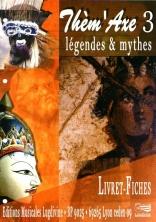 Thèm'Axe 3 : Légendes et Mythes - livret élève